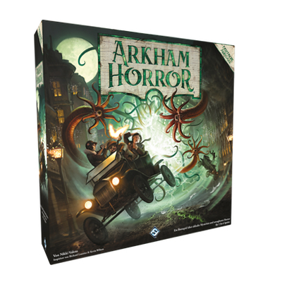 Arkham Horror 3. Edition: Grundspiel – DE