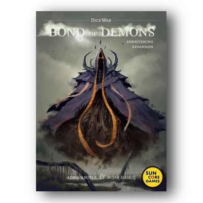 Dice War: Bond of Demons – DE/EN