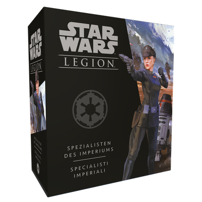 Star Wars Legion: Spezialisten des Imperiums – DE/IT