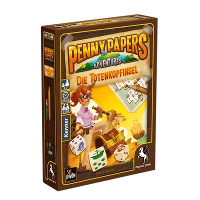 Penny Papers Adventures: Die Totenkopfinsel – DE