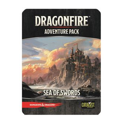Dragonfire: Adventure Pack – Sea of Swords – EN