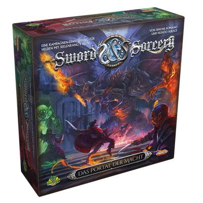 Sword & Sorcery: Das Portal der Macht – DE