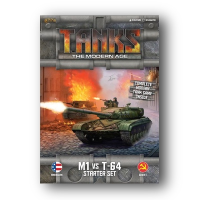 Tanks the Modern Age – EN