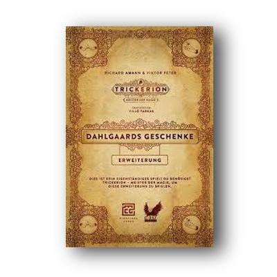Trickerion: Dahlgaards Geschenke – DE  *nur stationär kein Versand*