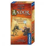 Die Legenden von Andor: Die verschollenen Legenden – DE