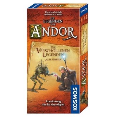 """Die Legenden von Andor: Die verschollenen Legenden """"alte Geister"""" – DE"""