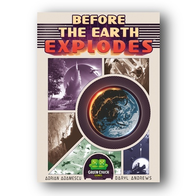 Before the Earth Explodes – EN