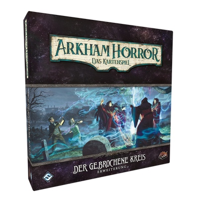 Arkham Horror LCG: Der gebrochene Kreis – DE