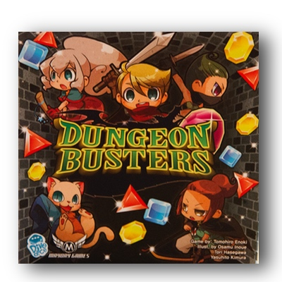 Dungeon Busters – EN