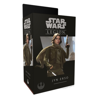 Star Wars Legion: Jyn Erso – DE/IT