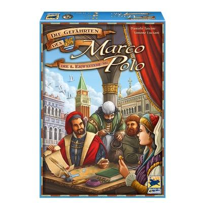 Auf den Spuren von Marco Polo: Die Gefährten