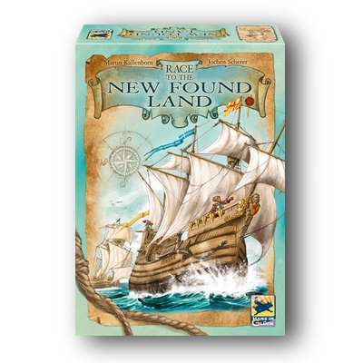 Race to the New Found Land – DE