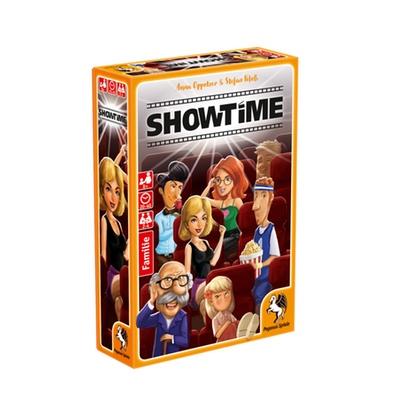 Showtime – DE/EN