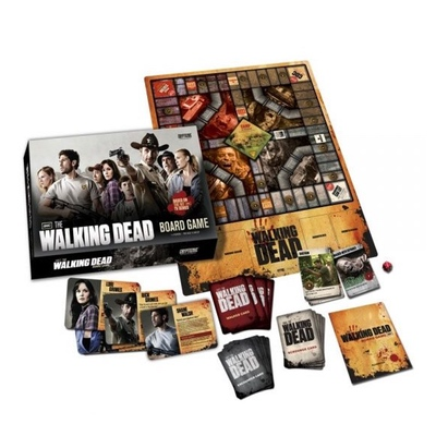 Walking Dead Brettspiel TV Series – EN