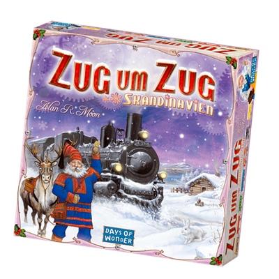 Zug um Zug: Skandinavien – DE