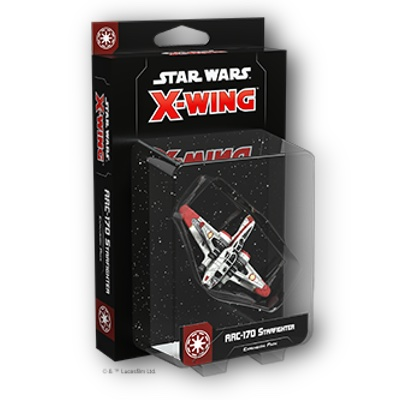 Star Wars X-Wing 2.Edition: ARC-170-Sternenjäger – DE