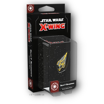 Star Wars X-Wing 2.Edition: Delta-7-Aethersprite – DE