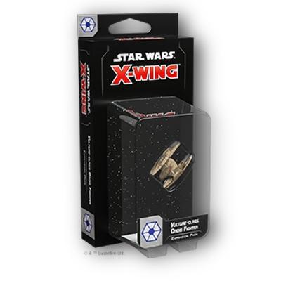 Star Wars X-Wing 2.Edition: Droidenjäger der Vulture-Klasse – DE