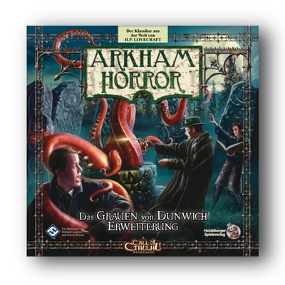 Arkham Horror: Das Grauen von Dunwich – DE