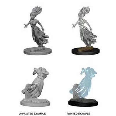 D&D Nolzurs Marvelous Miniatures: Ghost & Banshee