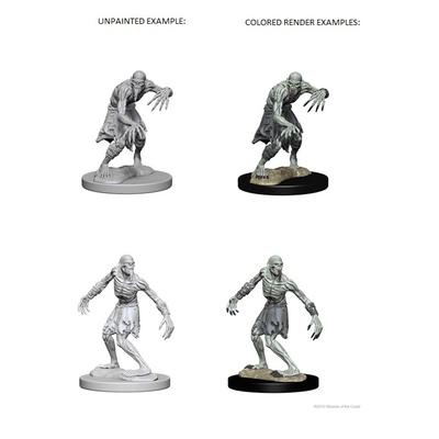 D&D Nolzurs Marvelous Miniatures: Ghouls