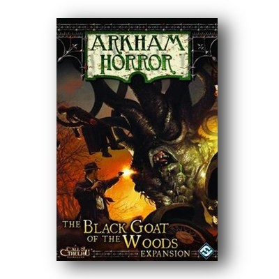 Arkham Horror: Black Goat of the Woods – EN
