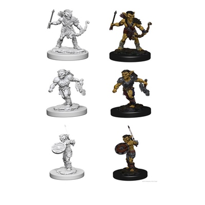 D&D Nolzurs Marvelous Miniatures: Goblins