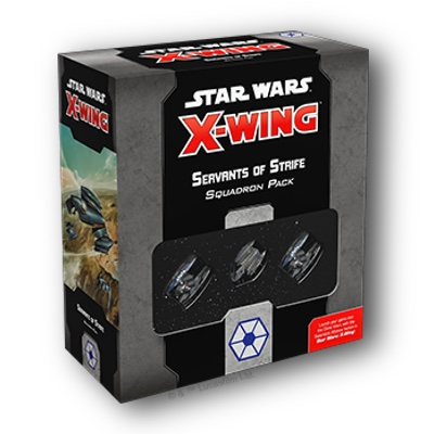 Star Wars X-Wing 2.Edition: Konstrukte des Krieges – DE