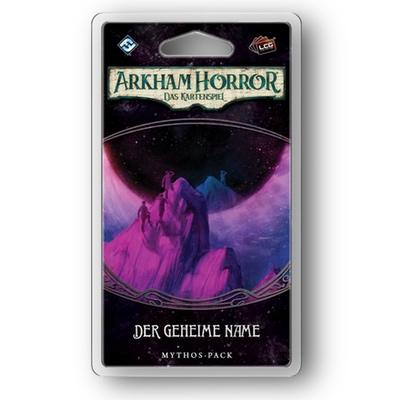 Arkham Horror LCG: Der gebrochene Kreis 1 – der geheime Name – DE