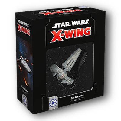 Star Wars X-Wing 2.Edition: Sith-Infiltrator – DE