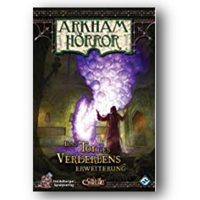 Arkham Horror: Das Tor des Verderbens – DE