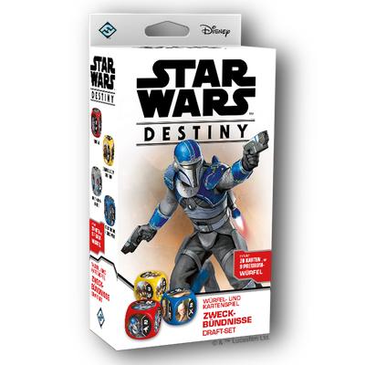 "Star Wars Destiny: Zweckbündnisse ""Draft-Set"" – DE"