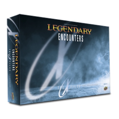 Legendary Encounters: X-Files – EN