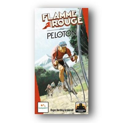 Flamme Rouge: Peloton – DE/EN