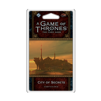 AGoT 2nd Edition: Kings Landing 2 – City of Secrets – EN