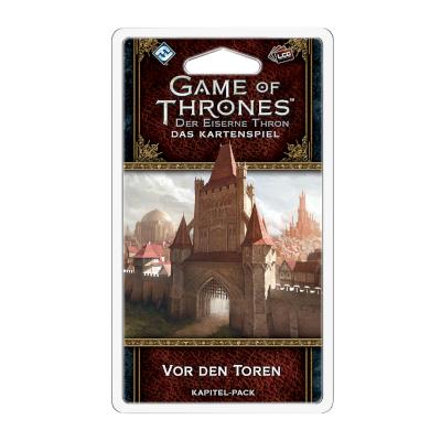 AGoT 2. Edition: Königsmund 1 – Vor den Toren – DE
