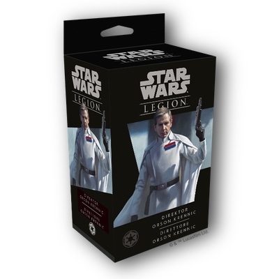 Star Wars Legion: Direktor Orson Krennic – DE/IT