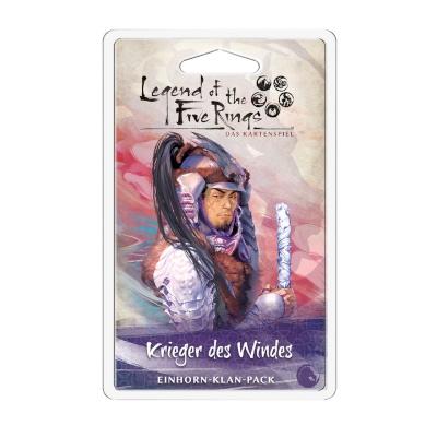 L5R: Einhorn-Klan – Krieger des Windes – DE