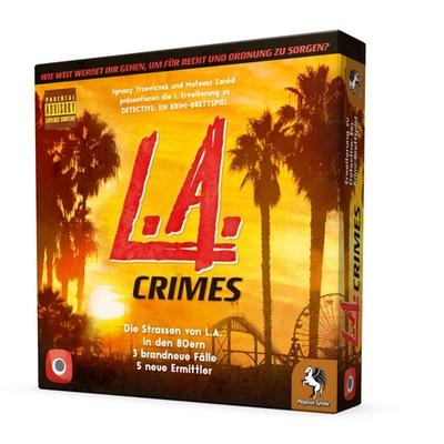 Detective: L.A. Crimes – DE