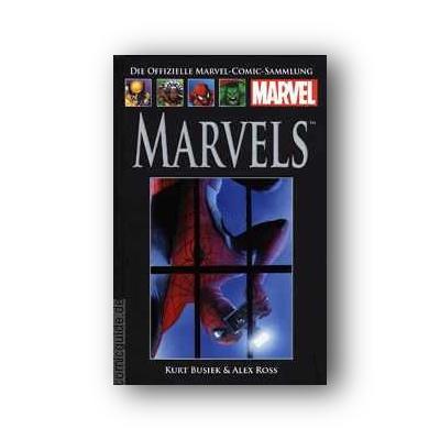 Die offizielle Marvel-Comic-Sammlung 12: Marvels