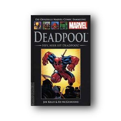Die offizielle Marvel-Comic-Sammlung 13: Deadpool: Hey, hier ist Deadpool !