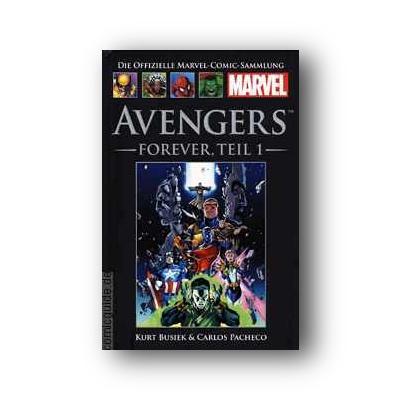 Die offizielle Marvel-Comic-Sammlung 14: Avengers: Forever (Teil 1)