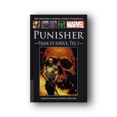 Die offizielle Marvel-Comic-Sammlung 18: Punisher: Frank ist zurück (1)