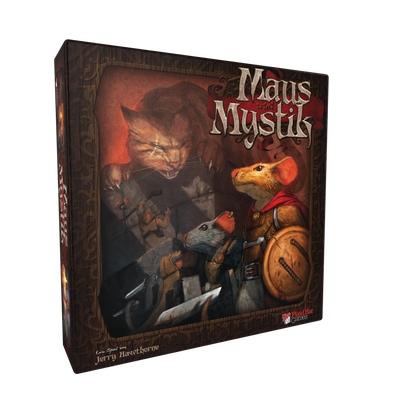 Maus und Mystik – DE