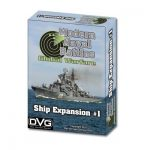 Modern Naval Battles: Ship Expansion #1 – EN