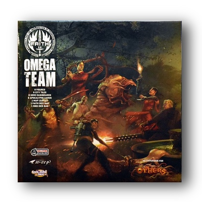 the Others: Omega Team (KS Exklusive) – EN