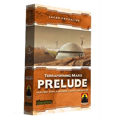 Terraforming Mars: Prelude – EN