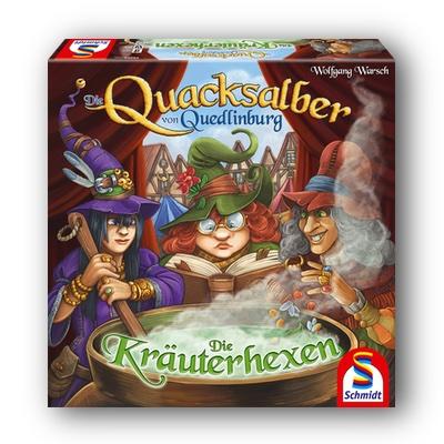 Die Quacksalber von Quedlinburg: Die Kräuterhexen – DE