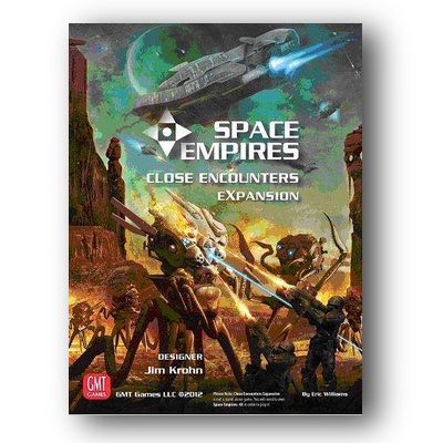 Space Empires: Close Encounters – EN