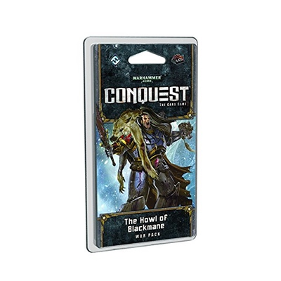 WH Conquest: Warlord 1 – The Howl of Blackmane – EN